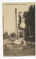 CPA 02  : ST RICHAUMONT   Le Monument     A   VOIR  !!!! - Other Municipalities