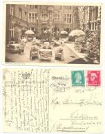 """BERLIN PALMENGARTEN HOTEL """"DER FURSTENHOF"""" LUFTPOST 1928 - Mitte"""