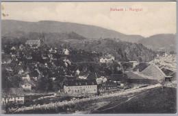 BW FORBACH I. M. 1911-8-8 Gernsbach Foto Gebr. Metz - Forbach
