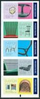 ZWEDEN 2014 Postzegelboekje Stoelen PF-MNH - Carnets