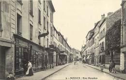 Hauts De Seine - Ref- P 98 - Sceaux - Rue Houdan - Cordonnerie - Tabac Murati - Tabacs -  Carte Bon Etat - - Sceaux