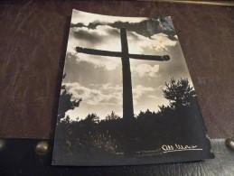 A169..CPSM...ALBERT MONIER...Le Ciel Crucifié...rare Beau Plan ...non Ecrite - Monier
