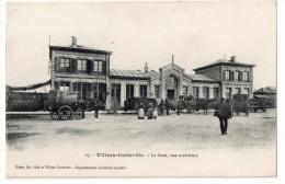 Villers-Cotter�ts, la agare, vue ext�rieure, 196, �d. Risse n� 15