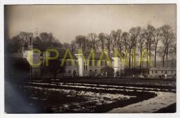 E164 - 02 - Une Carte photo allemande de FESTIEUX  N�3 - Schloss (Ch�teau).