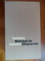 Handliches W�rterbuch der deutschen Alltagssprache (Dr. Heinz K�pper) de 1969