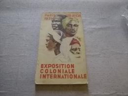 @ GUIDE OFFICIEL EXPOSITION COLONIALE INTERNATIONALE PARIS 1931 - Books, Magazines, Comics