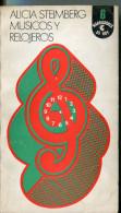 """""""MUSICOS Y RELOJEROS"""" DE ALICIA STEIMBERG-EDIT.C.E.A.L-AÑO 1971-PAG.115-USADO-GECKO. - Ontwikkeling"""