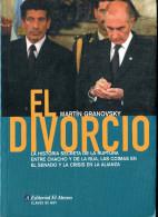 """""""EL DIVORCIO"""" DE MARTIN GRANOVSKY-EDIT.EL ATENEO- AÑO 2001-PAG.284-USADO-GECKO. - Ontwikkeling"""