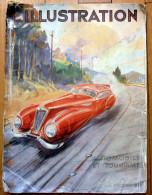 GEO HAM/illustrateur/auto/tou Risme/ILLUSTRATION/3 Octobre 1936/ - Cars