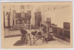 Breust-Eysden Convent Des Capucins Exposition D'un Frère Défunt - Eijsden