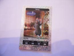 FIGURINA ESSELUNGA WALT DISNEY PIXAR   REMY  N.106 - Stickers
