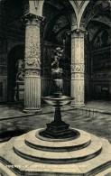 FIRENZE IL CORTILE DI PALAZZO VECCHIO FONTANA DEL VERROCCHIO - Firenze