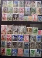 RUSIA - LOTE Nº 1A -- 50 SELLOS USADOS EN SERIES COMPLETAS Y SELLOS SUELTOS - Rusia & URSS