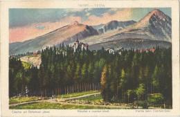 Slovakia 1921. Tatry Ciastka Pri Strbskom Plese - Slovakia