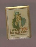 36777-Pin's..Militaire.ar Mée. - Army