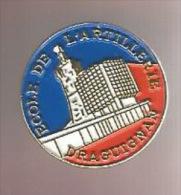 36779-Pin's..Militaire.ar Mée.artillerie Draguignan.. - Militaria