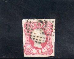 PORTUGAL 1856-8 O - 1855-1858 : D.Pedro V