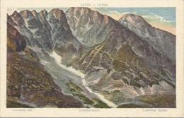 Slovakia 1921. Tatry  Lomnicky Stit - Slovakia