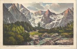 Slovakia 1921. Tatry  Kotal Zeleneho Plesa - Slovakia