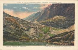 Slovakia 1921. Tatry  Velkovske Jazero - Slovakia
