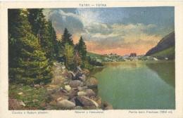 Slovakia 1921. Tatry  Ciastka A Rybym Plesom - Slovakia