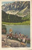 Slovakia 1921. Tatry  Popradske Jazero - Slovakia