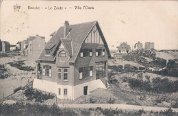 Knokke Knocke Le Zoute Villa L'Oasis 1912 - Knokke