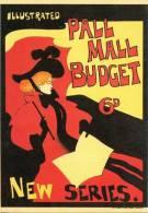 Affiches 5/2 En Cartes Postales Modernes Pall Mall Budget 6° Affiche - Publicidad