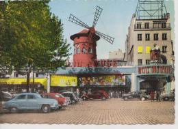 PARIS-Le Moulin Rouge- - Andere