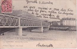 CPA Grenoble - Nouveau Pont Du Drac - 1904 (8309) - Grenoble