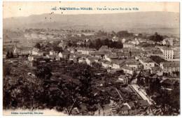 CP, 88, BRUYERES EN VOSGES, Vue Sur La Partie Est De La Ville, écrite, Voyagé En 1913 - Bruyeres