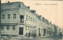 HIRSON LA RUE DE CHARLEVILLE