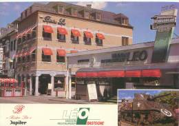 CPM - BASTOGNE - Bistro Léo Et Restaurant Léo - Bastenaken