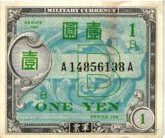 Japan 1 Yen Banknote - Japan