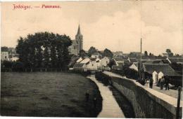 BRABANT  1 CP   Jodoigne    Panorama  1908 - Belgique