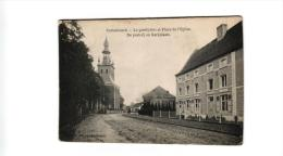 2 Cortenbosch Lei  1910 Pastorij Kerkplaats  Kozen Sint Truiden Presbiyière Presbyterianen Engelse Protestanten - Sint-Truiden