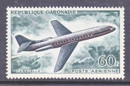 GABON  C 9  *   AERO   CARAVELLE - Gabon