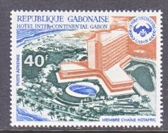 GABON  C 127   *  HOTEL - Gabon