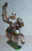 Durso - Moyen-�ge - chevalier franc � cheval - voir scans et texte