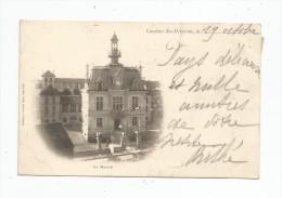 Cp , 78 , CONFLANS STE HONORINE , La Mairie , Dos Simple , Voyagée 1901 - Conflans Saint Honorine
