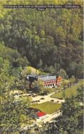 ETATS UNIS  TENNESSEE  BIRD'S EYES VIEW OF MOUNTAIN VIEW HOTEL, GATLINBURG - Etats-Unis