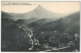 38 - SAINT-PIERRE-DE-CHARTREUSE Et Chamechaude - ER 258 - Autres Communes