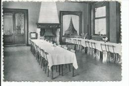 Evergem. Rijkstehuis voor Schipperskinderen. Een eetzaal.