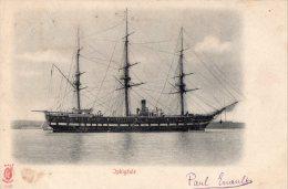 IPHIGENIE --Trois -Mats  --Bateau école De La Marine Française - Voiliers