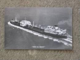 ESSO SALISBURY - OFFICIAL RP UNUSED - Tankers