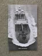 ESSO LANCASHIRE - OFFICIAL RP UNUSED - Tankers