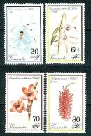 Vanuatu, Série Courante Surchargée Orchidées  N° Y&T 874 à 877 Neufs Sans Charnière, Gomme D´origine Intacte - Vanuatu (1980-...)