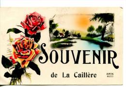 85 Vendée -  Ecrite -souvenir De La Caillère - Vue Rare - Non Classés