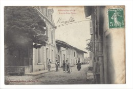 10186 - St-Denis-en-Bugey Rue Du Pont-Vieux Cycliste - France