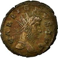 Monnaie, Gallien, Antoninien, SUP, Billon, Cohen:854 - 5. L'Anarchie Militaire (235 à 284)